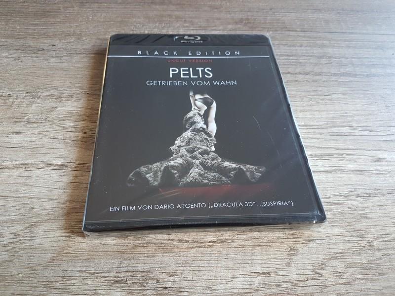 Pelts - Getrieben vom Wahn - uncut Version - Black Edition