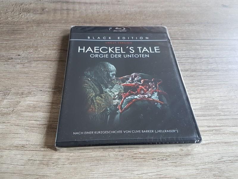 Haeckel's Tale - Black Edition uncut Blu-Ray