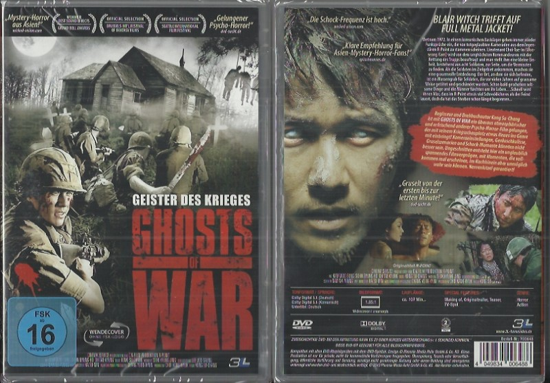 Ghosts of War - Geister des Krieges(500544566Krieg NEU SALE