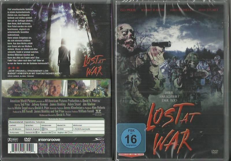 Lost at War (5005445645, Krieg NEU AKTION)