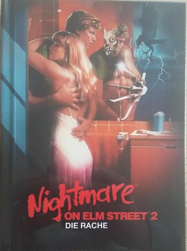Nightmare on Elm Street 2 - Die Rache Neu & OVP