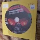 Godzilla-Frankenstein jagd Godzillas Sohn