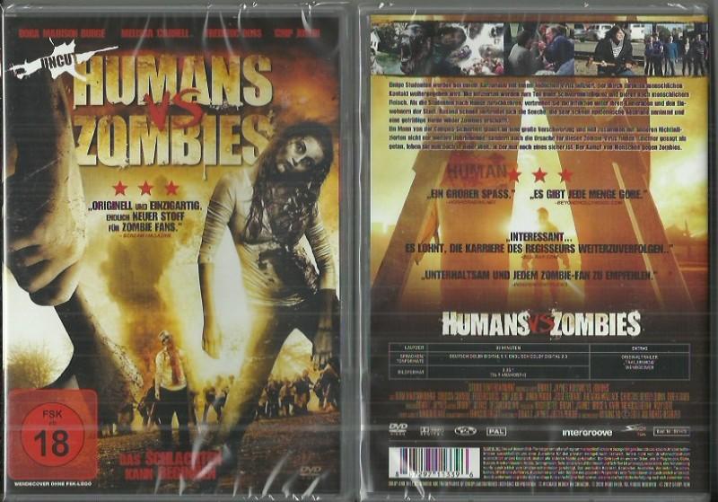 Humans Vs Zombies(4905445645, NEU AKTION)