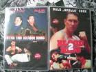 ENTER THE BLOOD RING WMM DVD + BLOODRING 2 WMM DVD NEU OVP