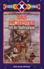 Das Monster mit der Teufelsklaue Cover V DVD NEU OVP LIMITED