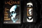 Evil Dead II La Casa 2 Tanz der Teufel 2 - VHS Uncut dt. RAR