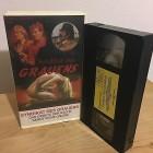 Syndikat des Grauens - Lucio Fulci - VHS Uncut deutsch RAR!!