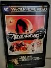 VHS Der Android Klaus Kinski Warner
