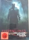Freitag, der 13. Killer Cut Mediabook Cover B Neu & OVP
