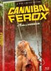 CANNIBAL FEROX Mediabook Wattiert NEU OVP XT-Video Rache der