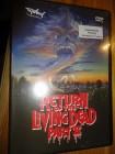 Return of the living Dead 2, uncut, deutsch, DVD