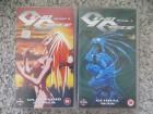 Genocyber Stage 2 + 3 (2x VHS) Video Anime Manga Geno Cyber