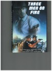 Three Men on Fire große Hartbox AVV Promo