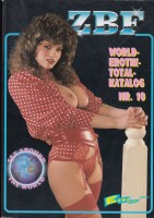 ZBF World Erotik Total Katalog Nr10 VIDEO SPIELZEUG 1995