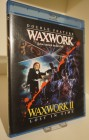 Waxwork und Waxwork 2 Lost in Time UNCUT (Bluray) Kult Filme
