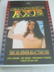 ASTRO - California Axe Massacre - VHS/Horror/Leslie Lee