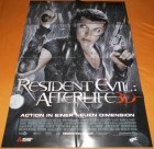 Resident Evil: Afterlife Kinoplakat
