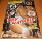Wild Playgirls Kinoplakat
