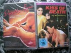 DEADLY EYES WMM DVD + KISS OF DEATH CASTELLO UNCUT NEU OVP