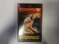 Antropophagus VHS Ungeschnittener Directors Cut Astro
