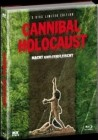 Cannibal Holocaust BR MEDIABOOK WATTIERT XT (3-Disc) ovp