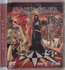 iron maiden dance of death dvd - DVD