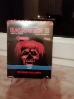 Halloween 2 Steelbook OVP.