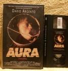 AURA aka Trauma Dario Argento VHS Uncut