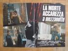 Death Walks At Midnight - POSTER Plakat Giallo Fotobusta