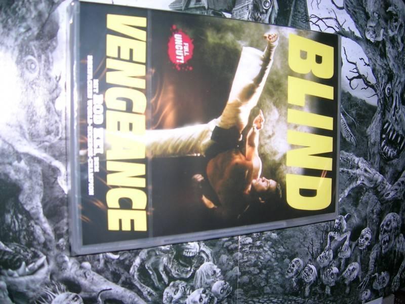 BLIND VENGEANCE WMM FULL UNCUT DVD NEU OVP
