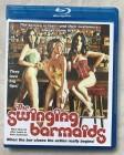 Swinging Barmaids - uncut Bluray - Code Red Sleaze Thriller