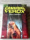 CANNIBAL FEROX - LIM.XT MEDIABOOK WATTIERT OVP!! UNCUT