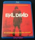 Evil Dead Blu-ray - Remake - Uncut -