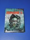 DEMONS 2 – DÄMONEN [wattiertes Mediabook]