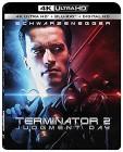Terminator 2 4K BR; BR und Digi HD 2 Disc US SchuberEdition