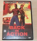 Back in Action - DVD Rowdy Roddy Piper Billy Blanks UNCUT