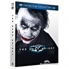Batman - Dark Knight, The  BR/DVD MEDIABOOK mit 39 seitigem