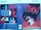 Night of the Demons ... Alvin Alexis  ...VHS ... FSK 18