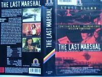 The Last Marshal ... Scott Glenn  ... VHS ... FSK 18