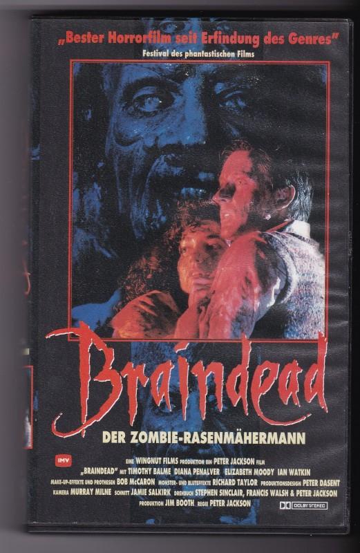 Braindead -  VHS - Rar.