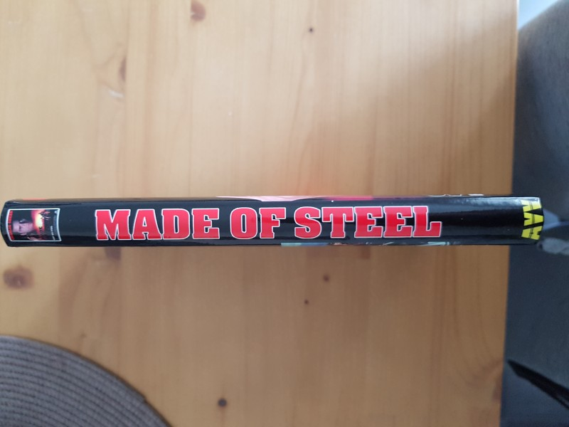 Made Of Steel AVV Hartbox