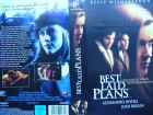 Best Laid Plans ... Reese Witherspoon, Josh Brolin ... VHS