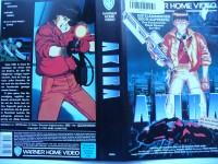 Akira ... Zeichentrick - Blade Runner der 90er ... VHS