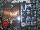 HELLBLOCK 13 TROMA DVD + WORLD WAR ZOMBIE VOL.1 DVD NEU OVP