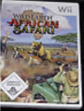AFRICAN SAFARI - Nintendo Wii