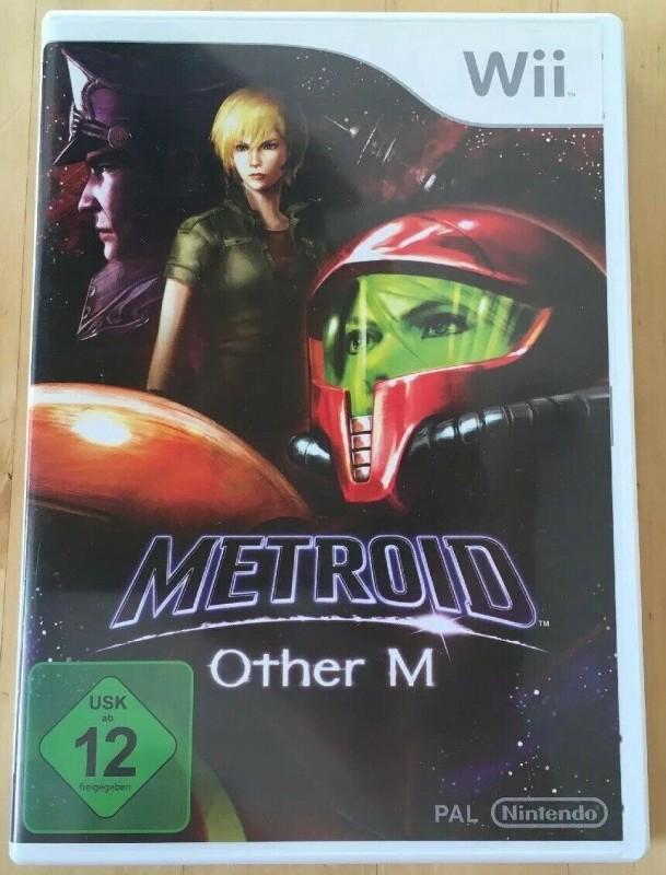 METROID Other M - Nintendo Wii