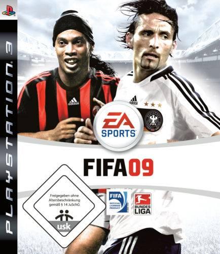 FIFA 09 - EA Sports - PS3 PlayStation 3