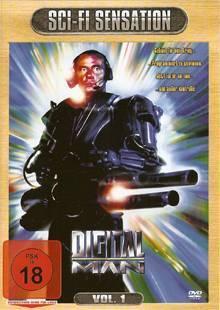 Digital Man [Sci-Fi Sensation #1] (deutsch/uncut) NEU+OVP