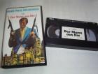 Der Mann aus Rio -VHS- US Video