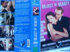 Object of Beauty ... Andie MacDowell, John Malkovich ... VHS